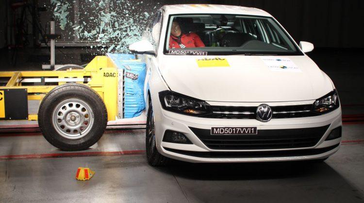 Volkswagen Virtus 2018 no Latin NCAP