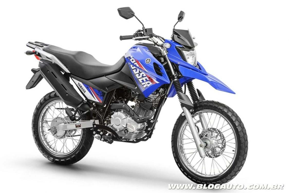 Yamaha Crosser 2018 ganha versão 'Z' por R$ 11,5 mil