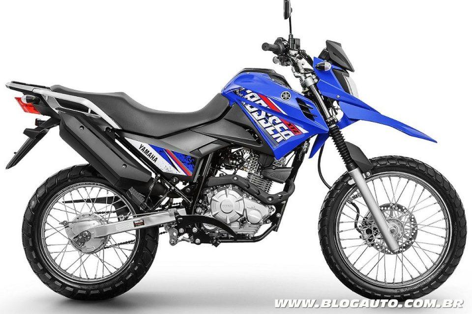 Yamaha Crosser 2018
