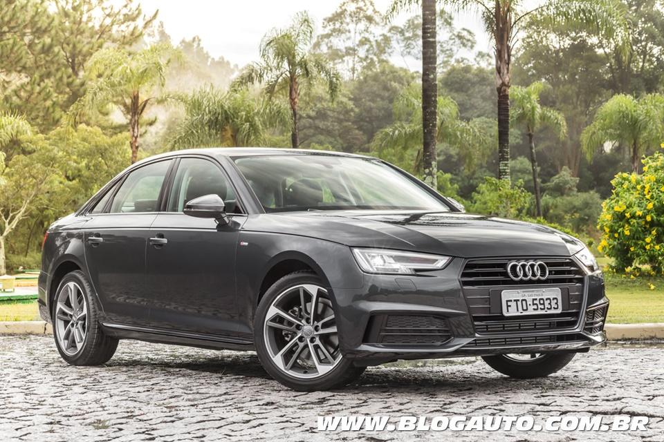 Audi A4 Limited Edition chega a partir de R$ 210.990