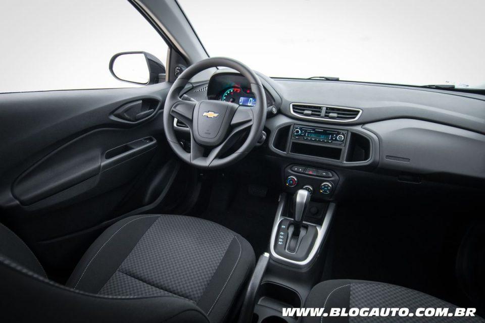 Chevrolet Prisma Advantage 2018
