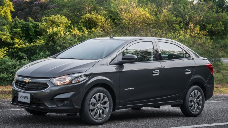 Chevrolet Prisma Advantage 2018