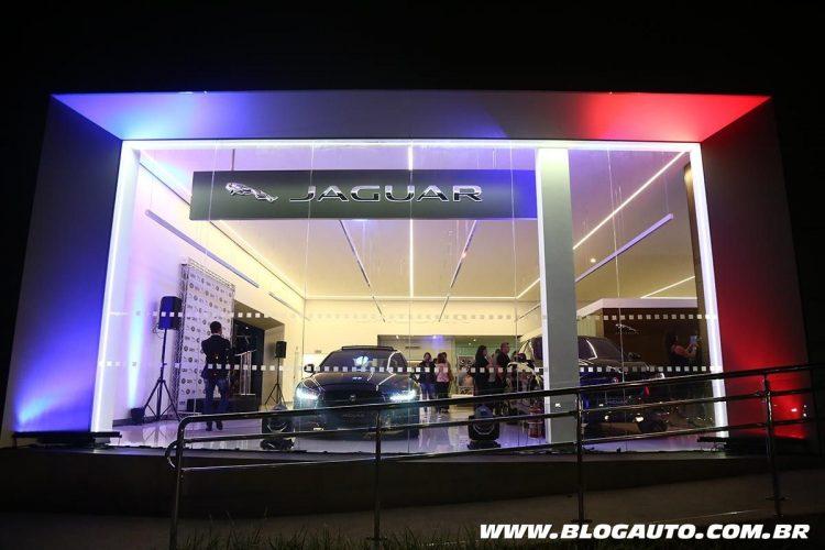 Concessionária Jaguar Land Rover do Grupo SHC