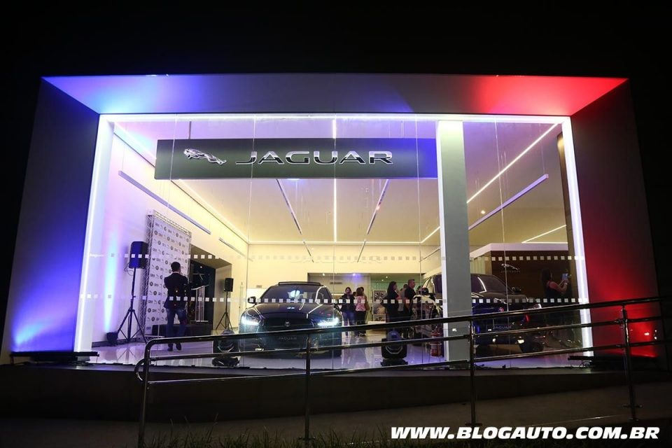 Concessionária Jaguar Land Rover do Grupo SHC