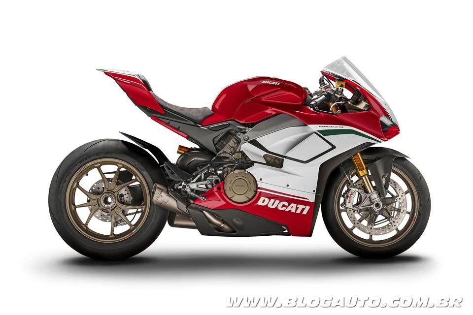 Ducati Panigale V4 Speciale exclusividade por R$ 269.000