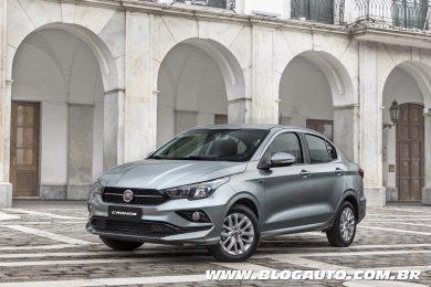 Fiat Cronos 2018 Drive
