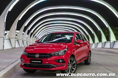 Fiat Cronos 2018 Precision AT6