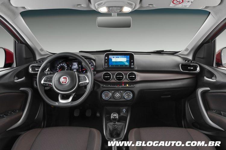 Fiat Cronos 2018 Precision