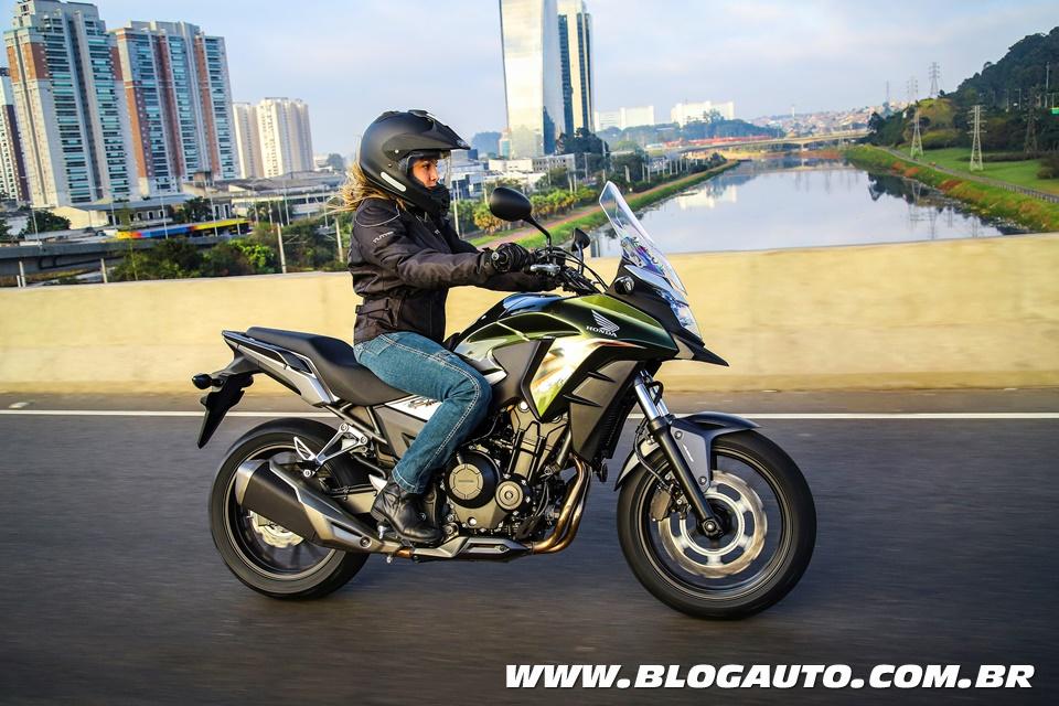 Honda CB 500X em promoção por R$ 25.900
