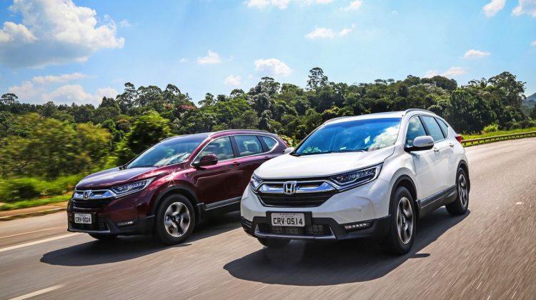 Honda CR-V 2019 Touring