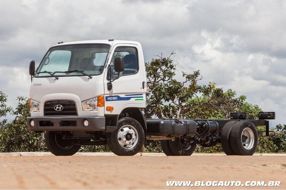 Hyundai HD 80