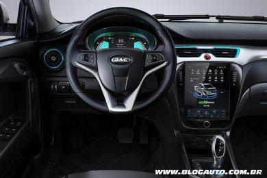 JAC iEV A50