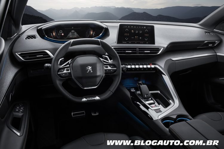 Peugeot 3008 Griffe Pack 2019