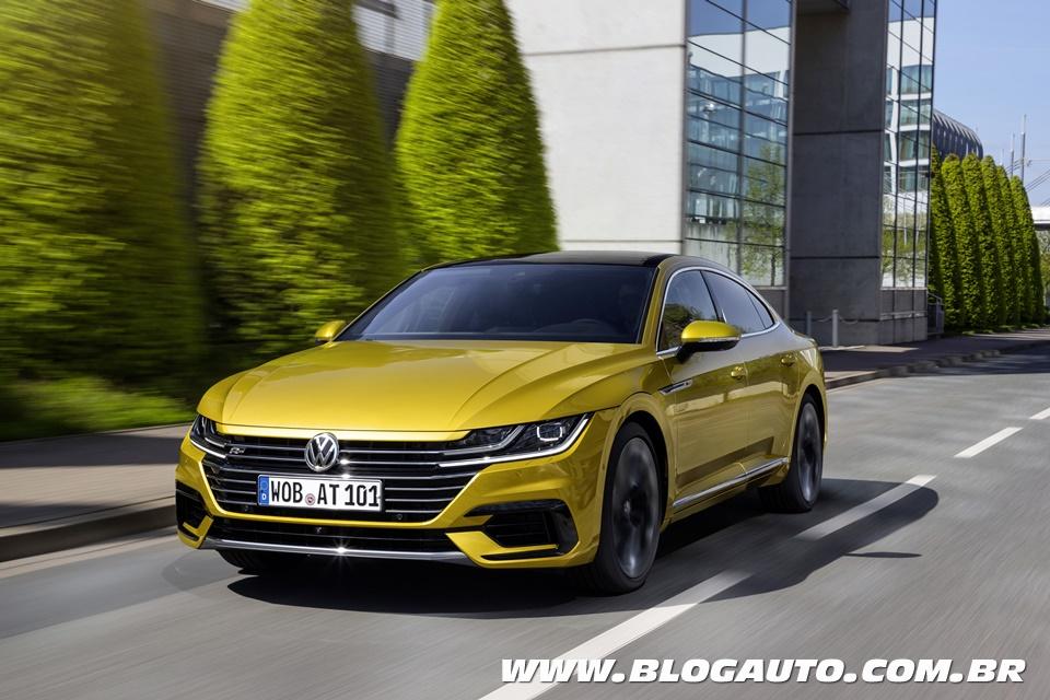 Volkswagen Arteon fora dos planos do Brasil. Como assim?