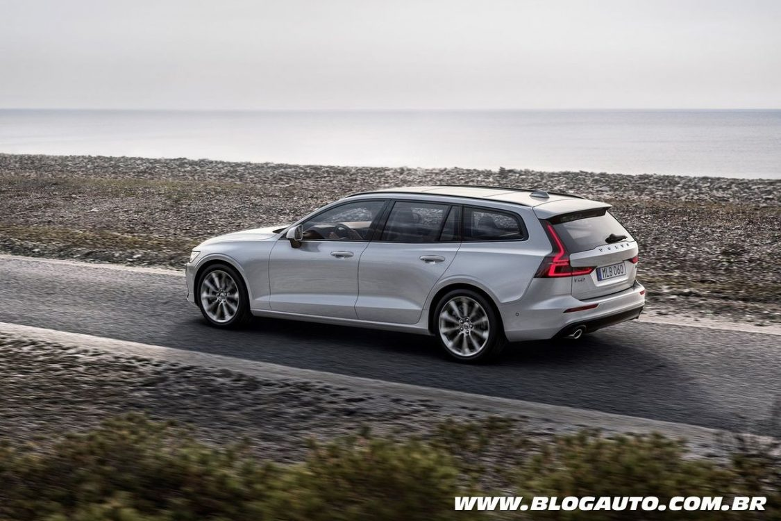 Volvo V60 chega por R$ 199.950, God Save The Wagons