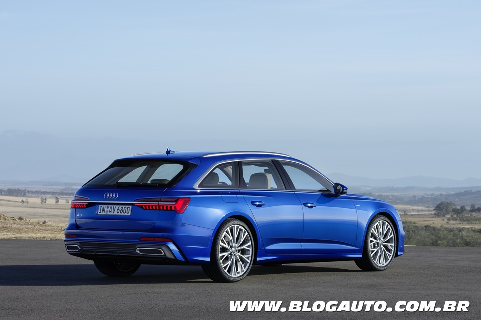 Audi A6 Avant 2019, Save The Wagons