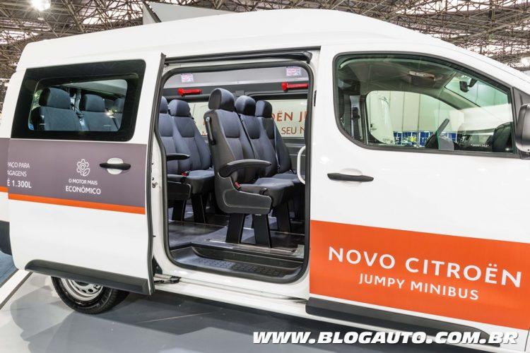 Citroën Jumpy Minibus