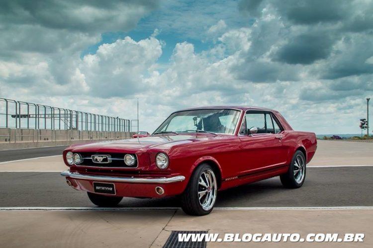 Ford Mustang Hardtop 1966