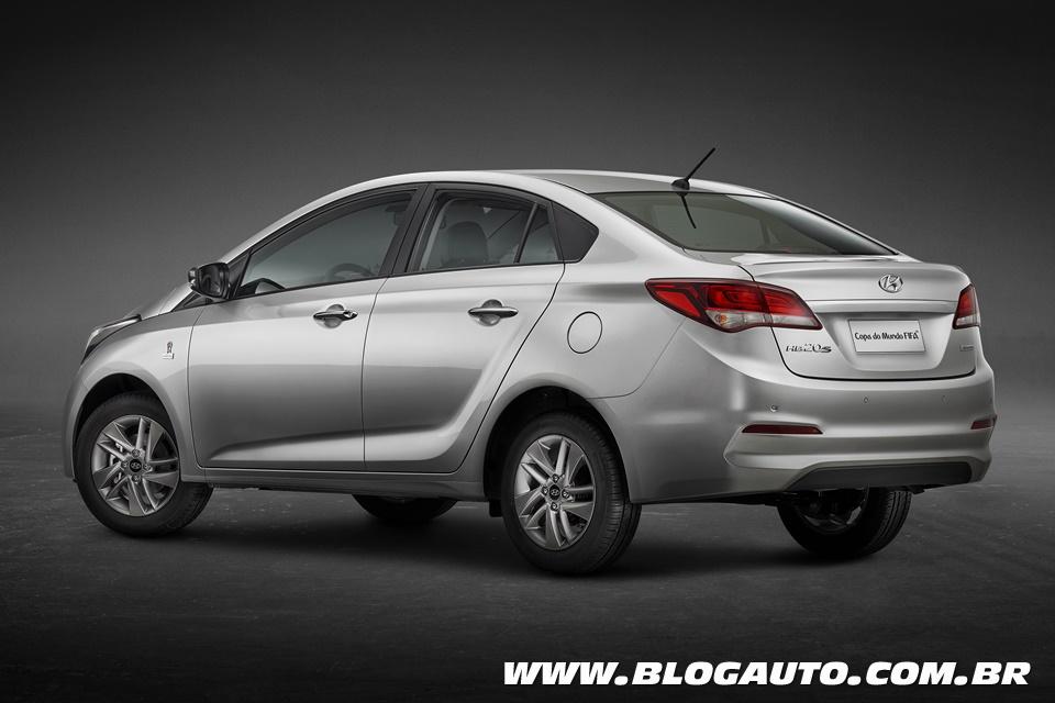 Hyundai HB20 Copa do Mundo Fifa a partir de R$ 49.990