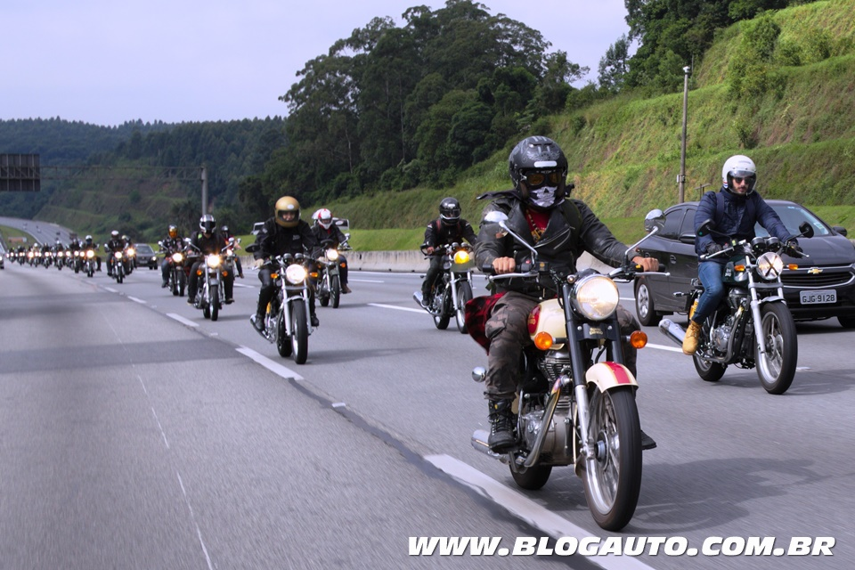 Royal Enfield One Ride 2018 o maior encontro da marca