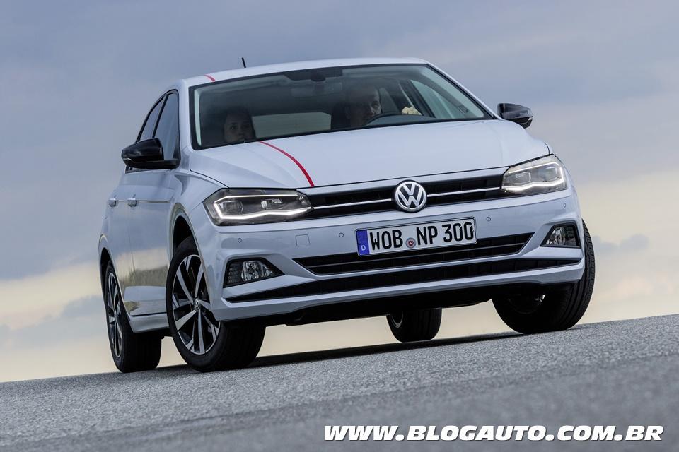 Volkswagen Polo Beats vem aí (Segredo)
