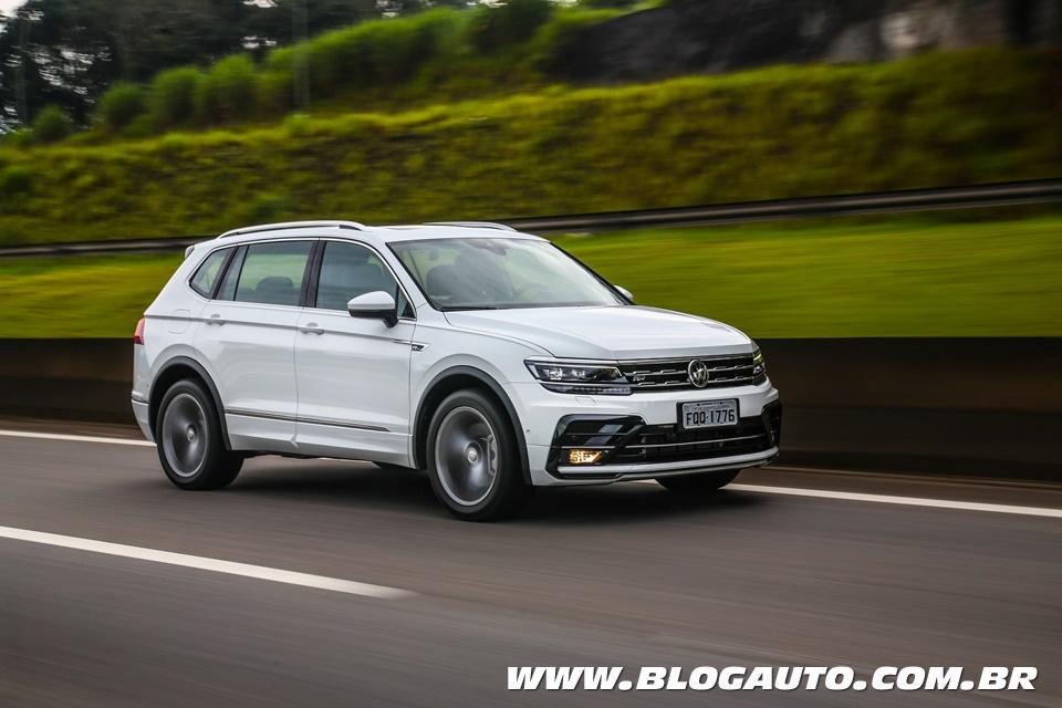 10 fatos sobre o novo Volkswagen Tiguan Allspace