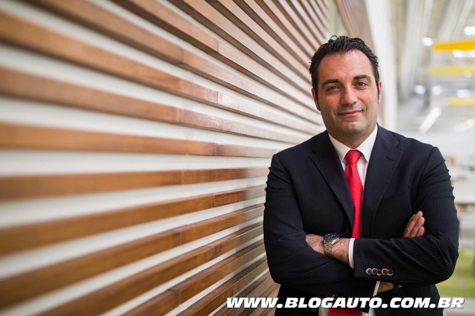 Antonio Filosa nova fase da FCA, que bom!!!