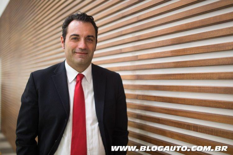 Antonio Filosa, presidente da FCA para América Latina