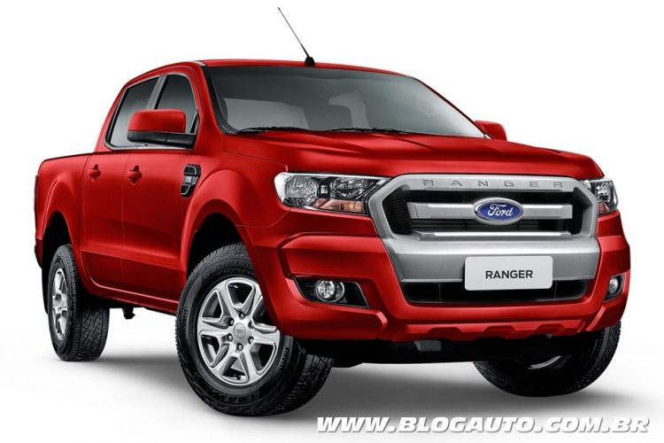 Ford Ranger 2019 2.2 XLS 4X2 AT