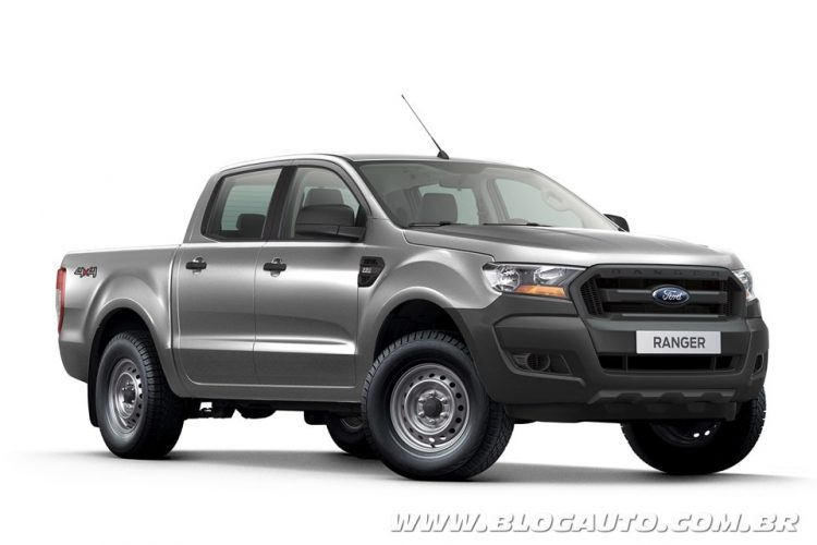 Ford Ranger 2019 XL Cabine Dupla