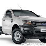 Ford Ranger 2019 com novas versões diesel de entrada