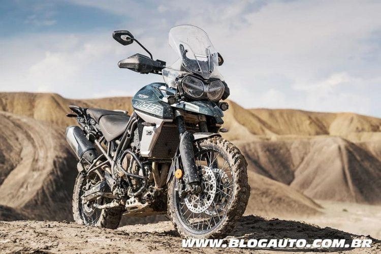Triumph Tiger 800 e 1200 2019