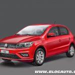 Volkswagen Gol 2019 e Voyage ganham visual da Saveiro