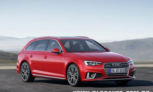 Audi A4 2019 muda pouco e chega no final do ano