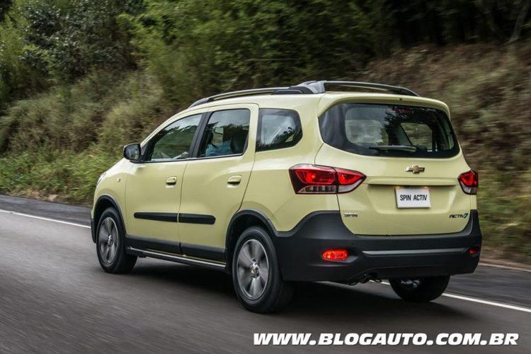 Chevrolet Spin 2019 Activ7