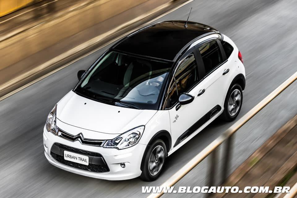 Citroën C3 Urban Trail, série especial por R$ 62.090