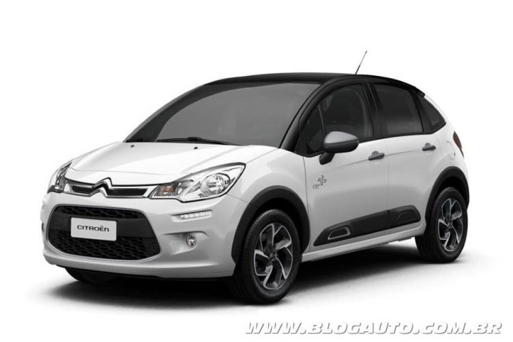 Citroën C3 Urban Trail 2019