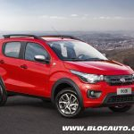 Fiat Uno e Mobi chegam a linha 2019 com novidades