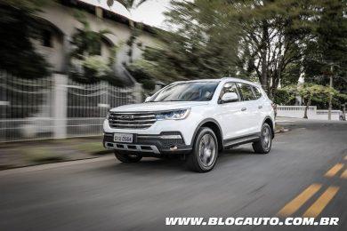 Lifan X80 2019