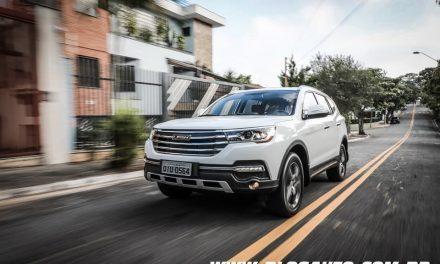 Avaliação: Lifan X80 2019 chega por R$ 129.777