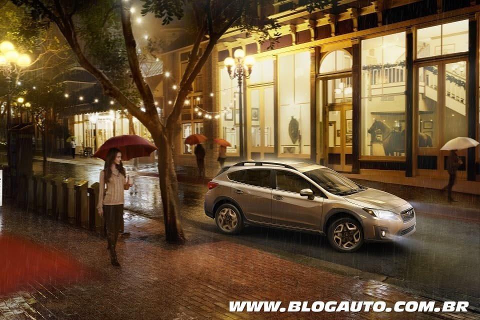 Subaru XV 2018 chega ao Brasil com nova geração