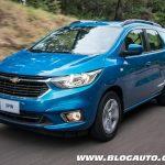 Chevrolet Spin 2019 a partir de R$ 63.990 até R$ 83.490