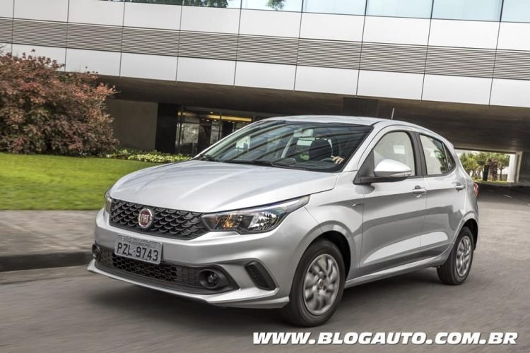 Fiat Argo 2019 Drive 1.0