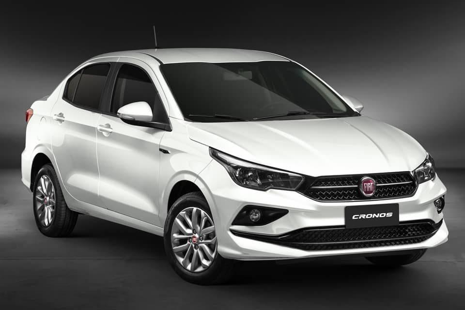 Fiat Cronos 1.3 união do design com economia