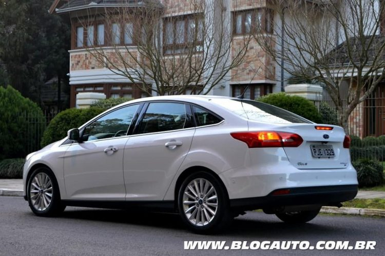Ford Focus 2019 Fastback