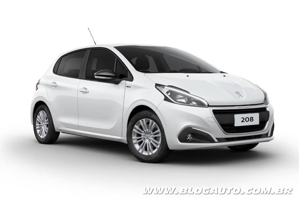 Peugeot 208 InConcert chega por R$ 65.490 e 250 unidades