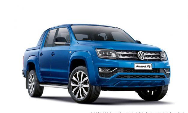 Volkswagen Amarok Extreme volta agora V6 por R$ 194.930