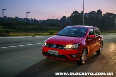 Volkswagen Gol 2019 com transmissão automática