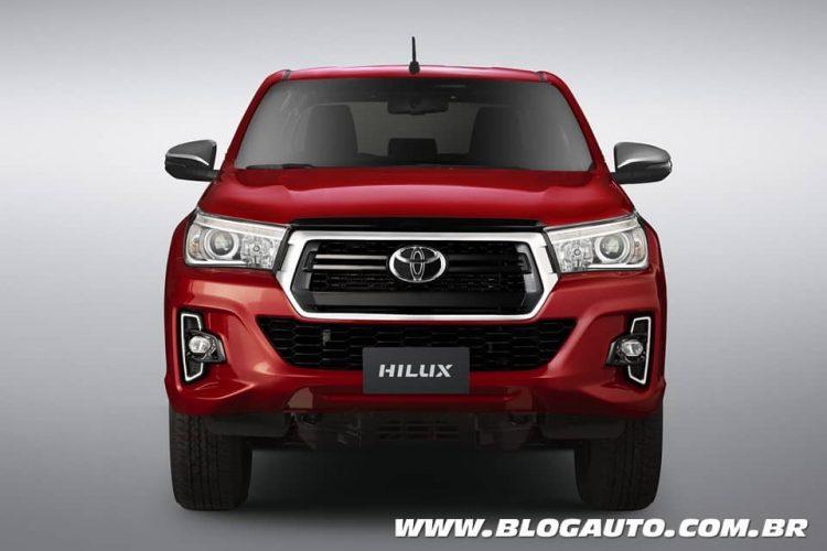 Toyota Hilux 2019 SRX