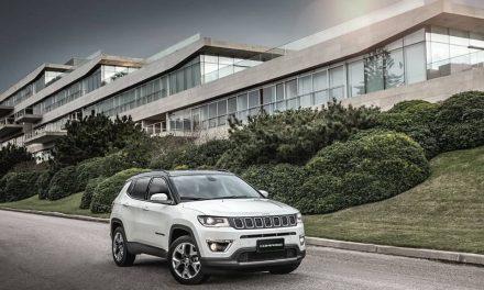 O Jeep Compass, o SUV mais vendido do Brasil, a partir de R$ 109.990